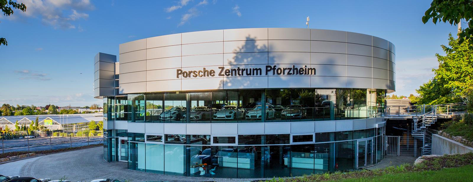 Porsche Centre Pforzheim